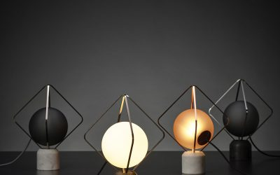 Brokis Lighting launch exquisite new lighting products in Paris